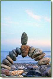 stenen brug, als symbool van de poort naar een nieuwe paradigma