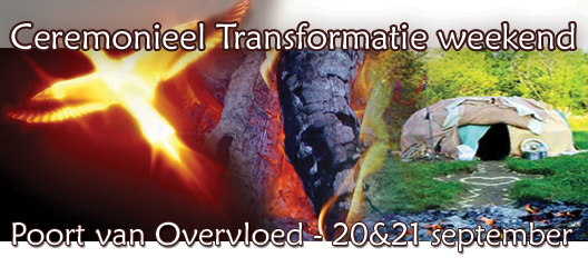 Ceremonieel Transformatieweekend