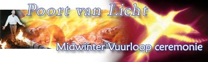 midwinter Vuurloop Ceremonie