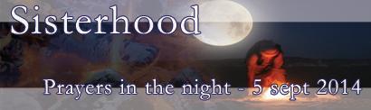 Sisterhood - Prayers in the Night