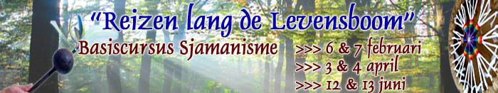 workshop basiscursus sjamanisme door roel crabbe