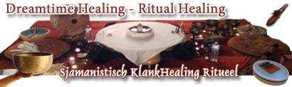Banner Dreamtime Healing