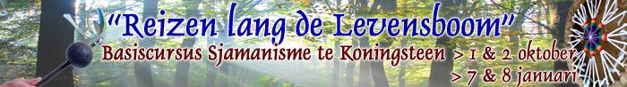 Basiscursus Sjamanisme te Koningsteen