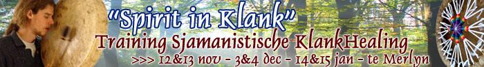 training Sjamanistische Klankhealing