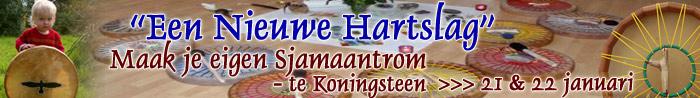 workshop Maak je eigen Sjamaantrom -te Koningsteen